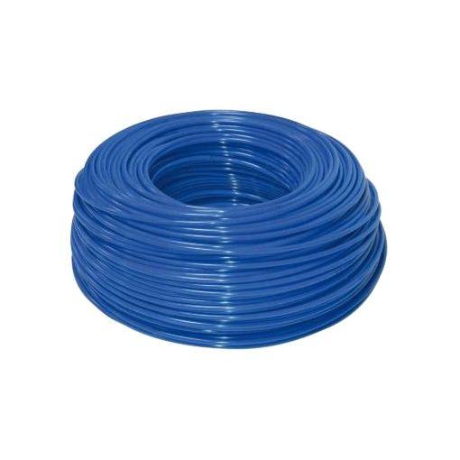 RO tömlő 1/4˝-os, PE, kék